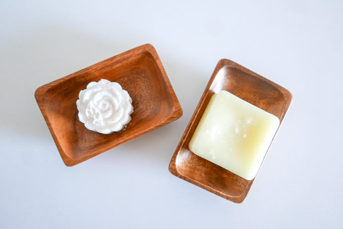 Solid Shampoo and Conditioner Bar Duo Pack
