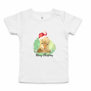 Christmas Cute Animal Infant T-Shirts