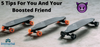 5 Tips For Riding Your Boosted Board. Maximize Fun And Safety