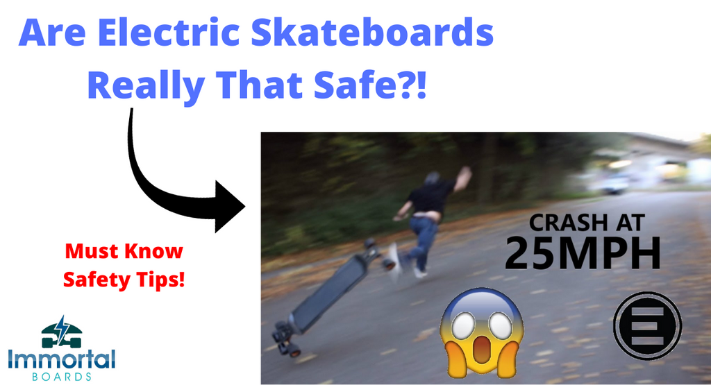 Are Electric Skateboards Safe? Must Know Safety Tips!