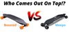 Boosted Vs Meepo. Which Brand Of Electric Skateboard Should I Buy?