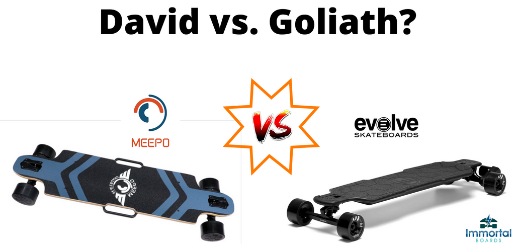 Meepo Vs Evolve. Which Electric Skateboards Are Better?