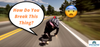 Do Electric Skateboards Have Brakes? How Do You Stop?