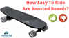 Are Boosted Boards Easy To Ride? How To Ride A Boosted.