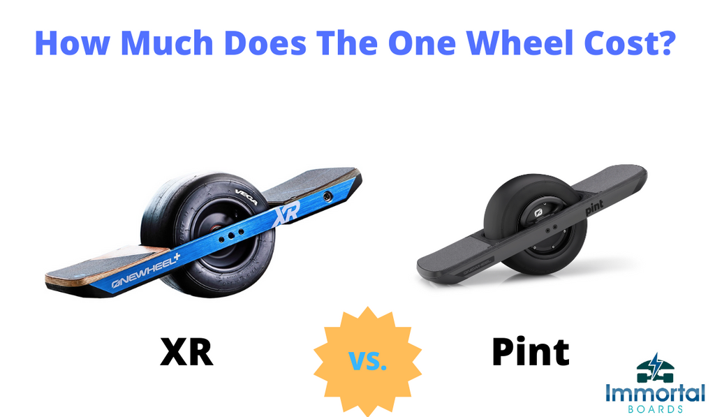 How Much Does The Onewheel Cost? Models And Their Prices