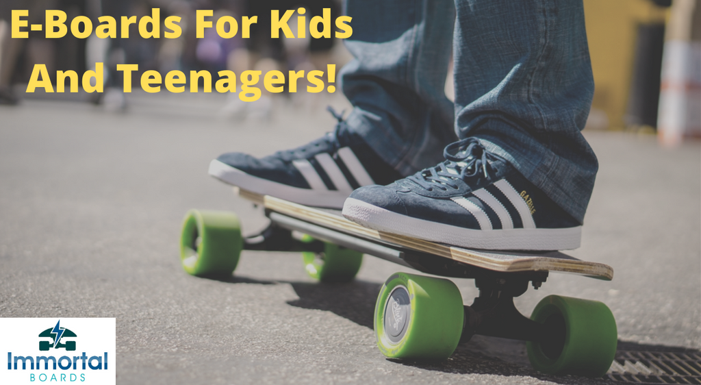Best Electric Skateboards For 10 Year Olds And Young Teens