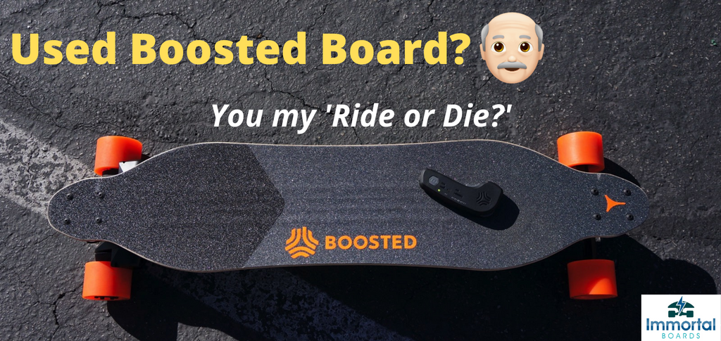 Should I Buy A Boosted Board Used? Where To Buy And The Best Boosted Alternatives