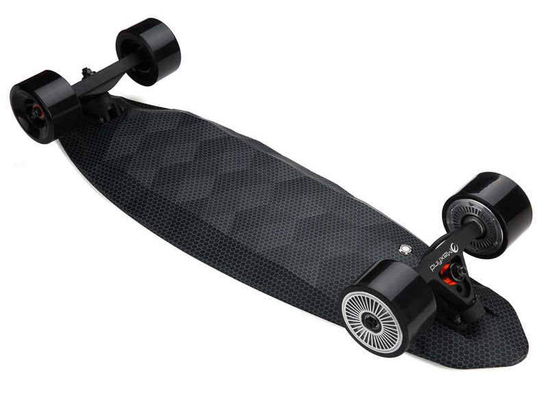The MaxFind Electric Skateboard. The World's First Diamond Cut Electric Skateboard? An In-Depth Review.