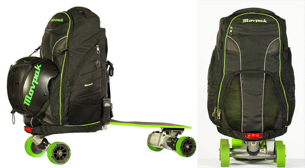 What Happened To Movpak, The Electric Skateboard Backpack?