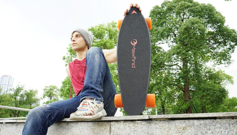 Image of MaxFind Max 2 Electric Skateboard