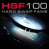 XFX Hard Swap Fan Kit - Blue - Fans,  BetaNET Cryptocurrency Solutions