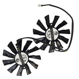 Tebuyus Replacement Video Card Cooling Fan For R9 290X R9-280X R9-270X R7-260X GTX780Ti GTX780 GTX760 GTX750Ti Graphics Card Fan PLD10010B12HH 12V 0.4A 94mm 4 Pin - Fans,  BetaNET Cryptocurrency Solutions