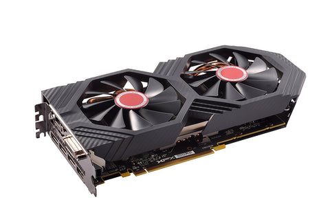 XFX Radeon RX 580 GTS Black Edition, 8GB GDDR5, AMD Graphics Card (RX-580P8DBD6) - GPU,  BetaNET Cryptocurrency Solutions