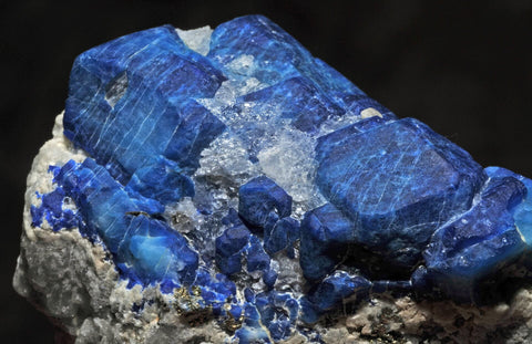 Blue Calcite BM