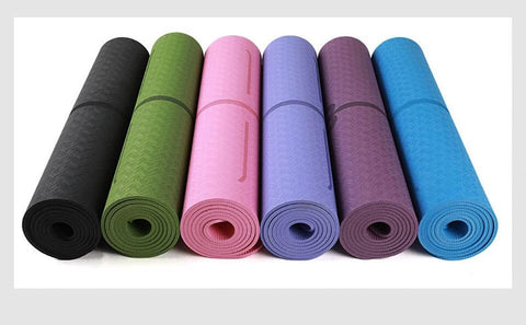 Live Long Yoga Mat