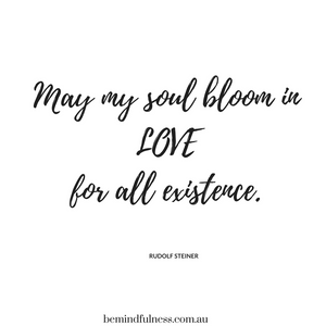 May my soul Bloom