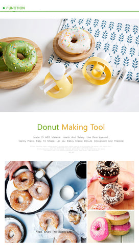 Image of Dreams  come True - Donut Mould