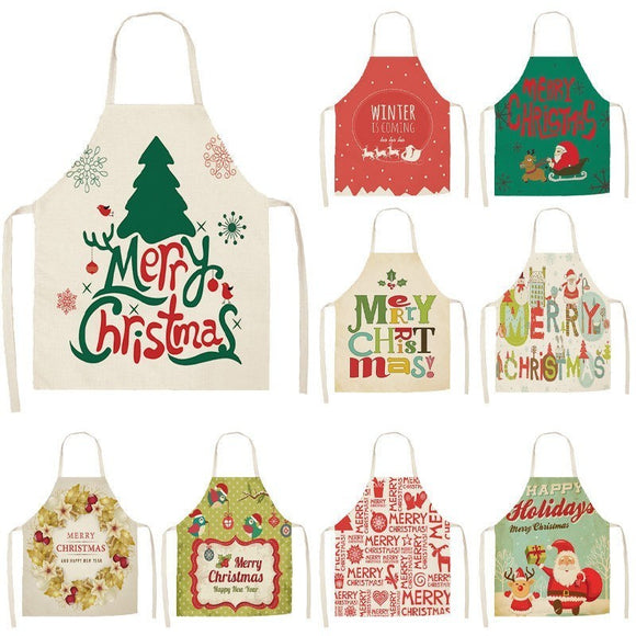 Fun -  Apron Christmas 2