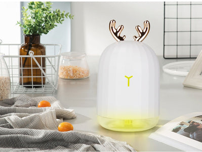 I deserve the Best - Deer or Rabbit LED Air Humidifier