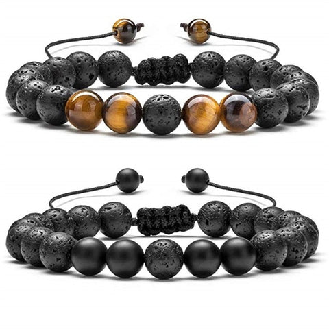 Image of Balancing Empowering and Protection Bracelets