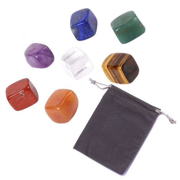 7 Chakras Natural Crystal