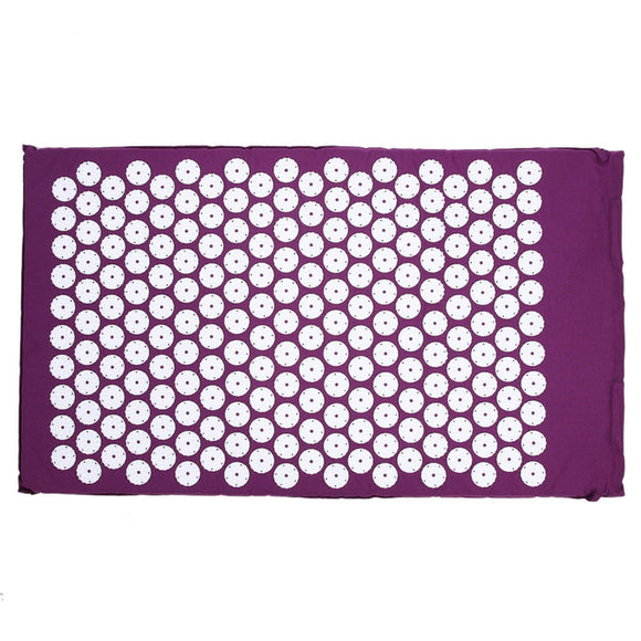 Violet Yoga Acupressure Mat-Be Mindfulness