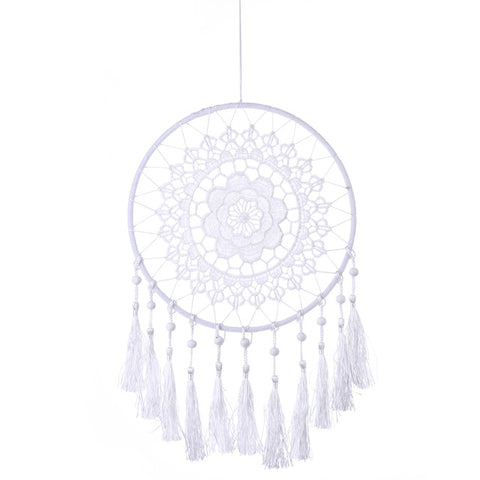 Vintage Handmade Tassel Dream Catcher-Be Mindfulness