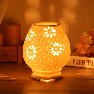 Electric Lamp Oil Burner-Be Mindfulness