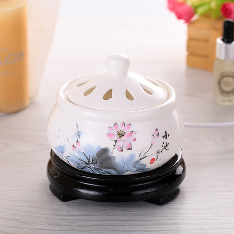 Ceramic Perfume Diffuser-Be Mindfulness