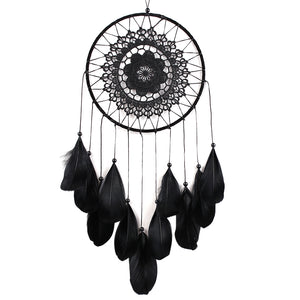 Black Dream Catcher-Be Mindfulness