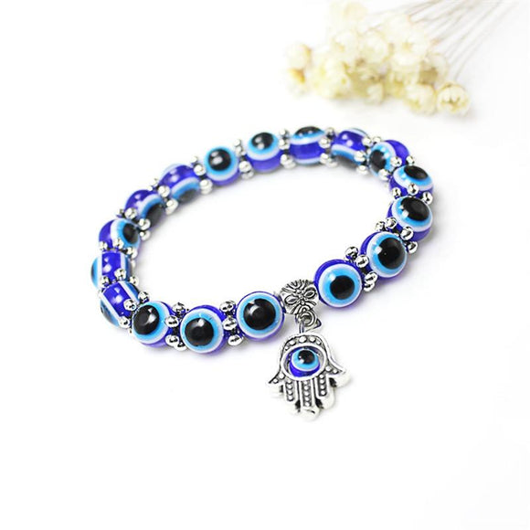 Hamsa Hand Lucky Eye Protection-Be Mindfulness