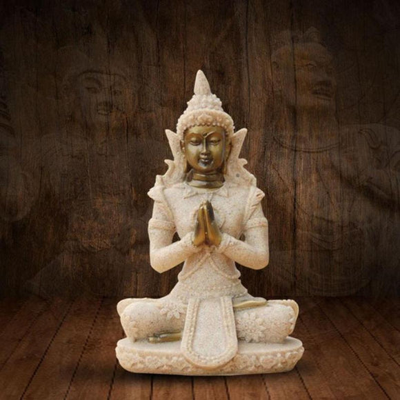 Meditate with Buddha-Be Mindfulness
