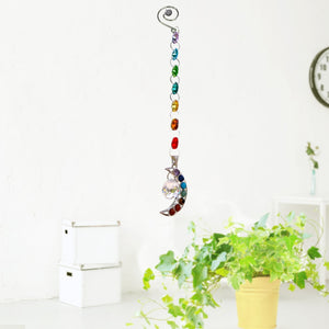 Chakra Crystal Sun Catchers
