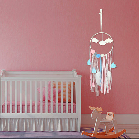 Image of Unicorn LED dreamcatcher