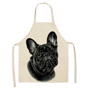 French BullDog Apron