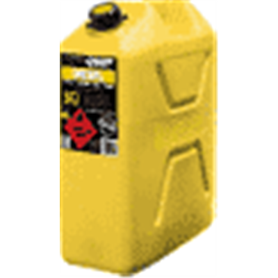Pro Quip 20lt Deisel Jerry Can Yellow W/pourer