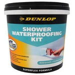 Dunlop Shower Waterproofing Kit