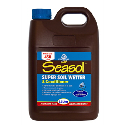 Seasol Soil Wetter & Conditioner 2.5lt