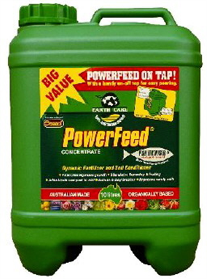Powerfeed Fertiliser Concentrate 10L