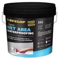 Dunlop Wet Area Waterproofing