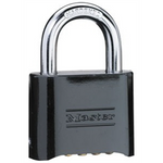 Padlock Combination Resetable 51mm