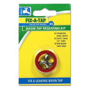 Fix A Tap Reseating Kit Basin 13mm