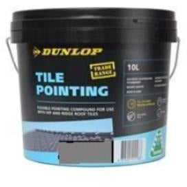 Tile Pointing Compound 10L Slate Grey