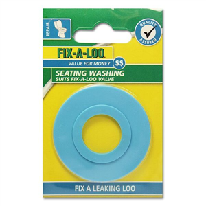 Fixaloo Seating Washer Blue