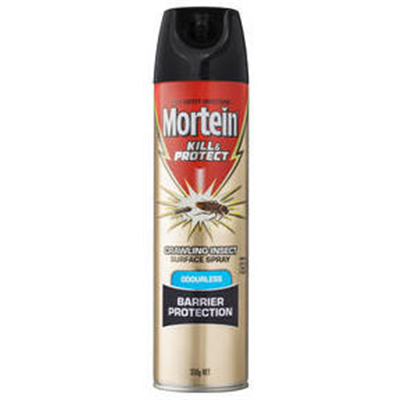 Mortein Odourless Surface Spray 350g
