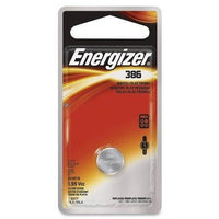 Battery Energizer Watch 1.5volt 386