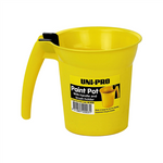 Paint Pot with Brush Holder 600ml