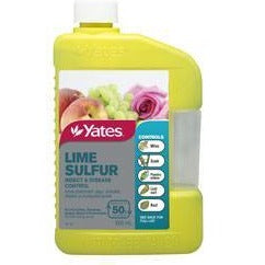 Lime Sulphur Concentrate Yates 500ml