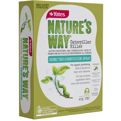 Insecticide Dipel Caterpiller Killer 50g