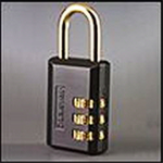 Padlock Combination Resetable 30mm